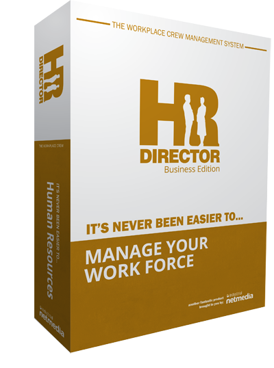 HR Director BE Business Edition HRMS software